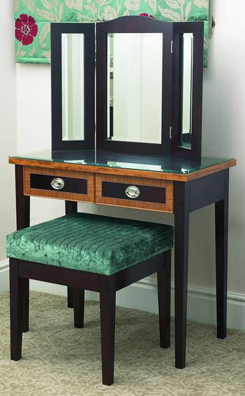 Bath Spa Bespoke Dressing Table