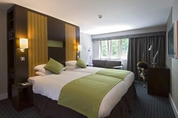 Cadbury hotel - full room interior