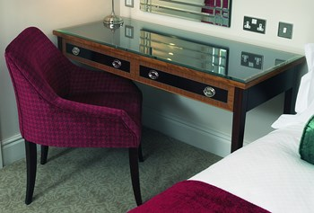 Bath Spa - Bespoke Hotel Bedroom Desk