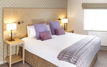 Belfry double bedroom