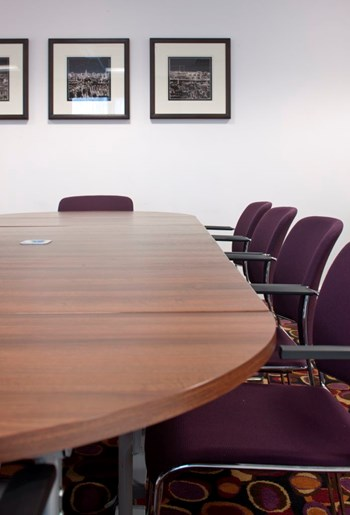 Hotel conference table