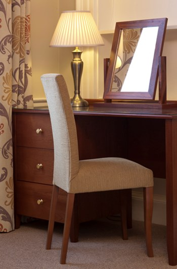 Bronte hotel dressing table