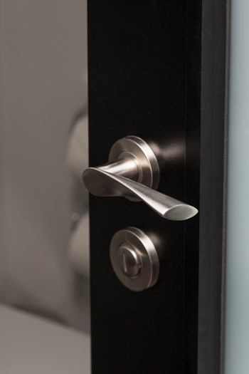 Ironmongery - bathroom door