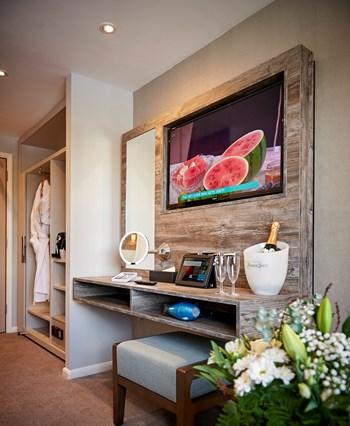 Hotel TV unit
