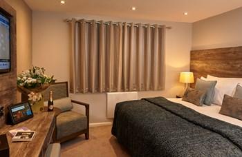 Wyboston Lakes hotel furniture