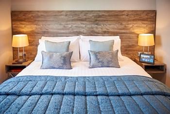 Hotel headboard - Wyboston Lakes