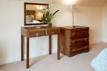 Writing Desk and Drawers