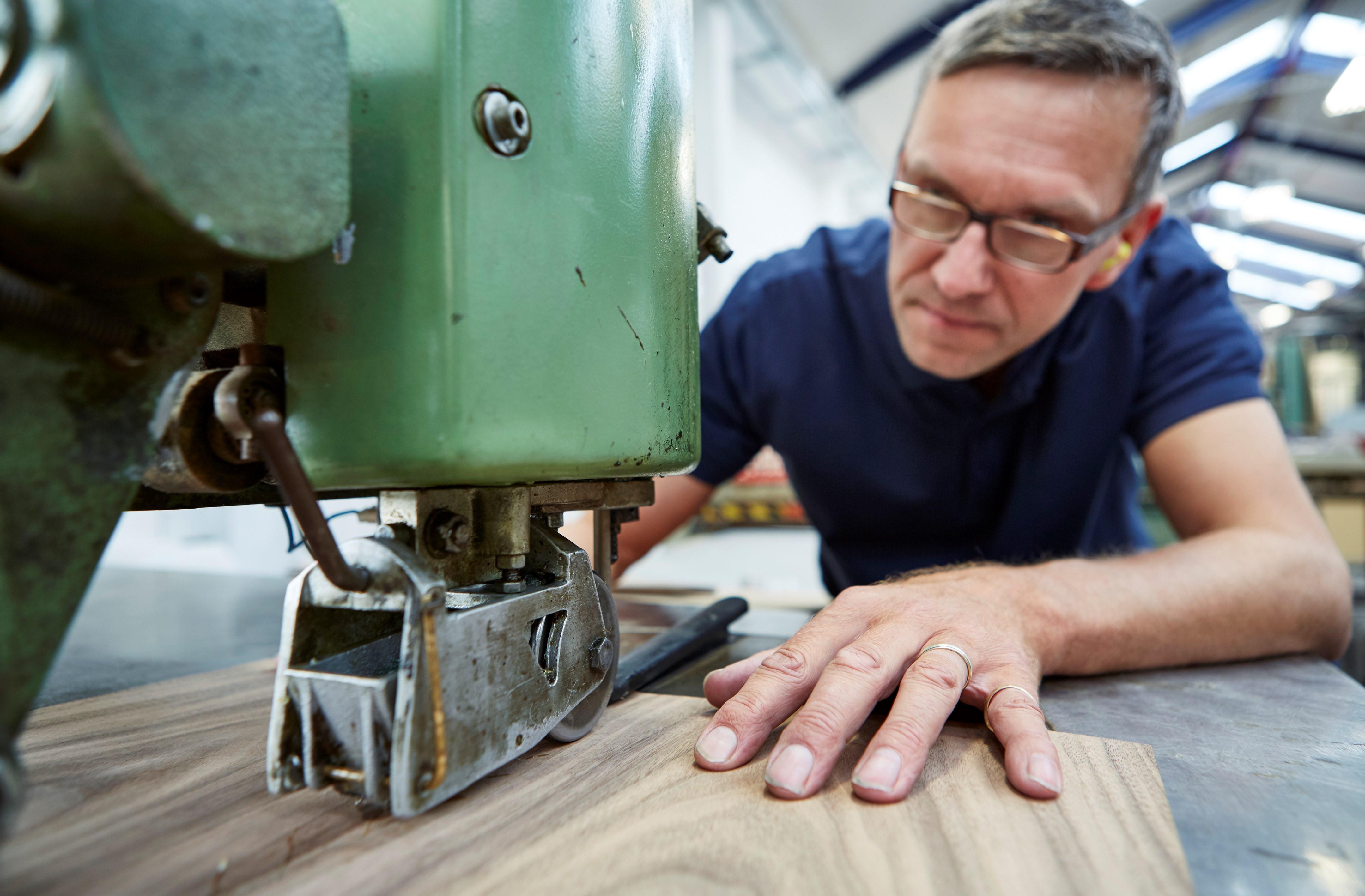 Skilled craftsmanship