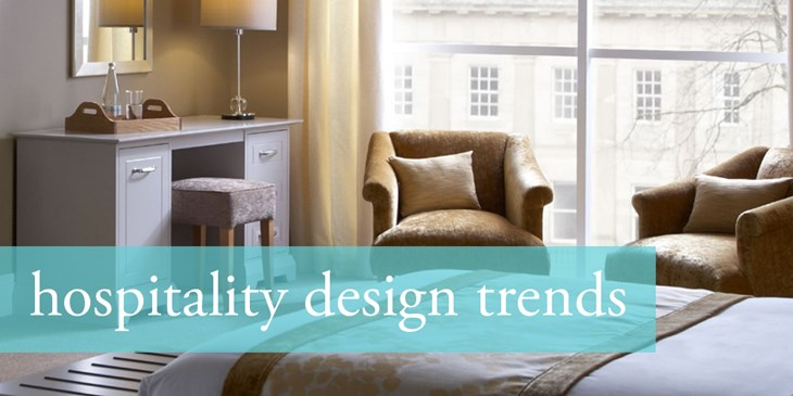 A hoteliers guide to interior design trends for 2016