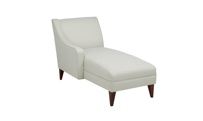 Willoughy hotel chaise - different angle