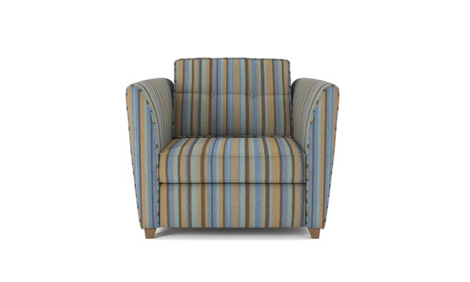 Russell arm chair