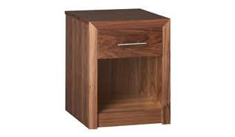 Lawrence bedside cabinet - one drawer