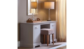 Austen dressing table and stool