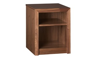 Lawrence bedside cabinet - shelf
