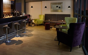 Hotel bar tables & chairs