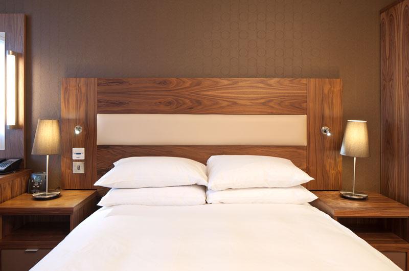 Hilton Bristol Hotel Bedroom Refurbishment