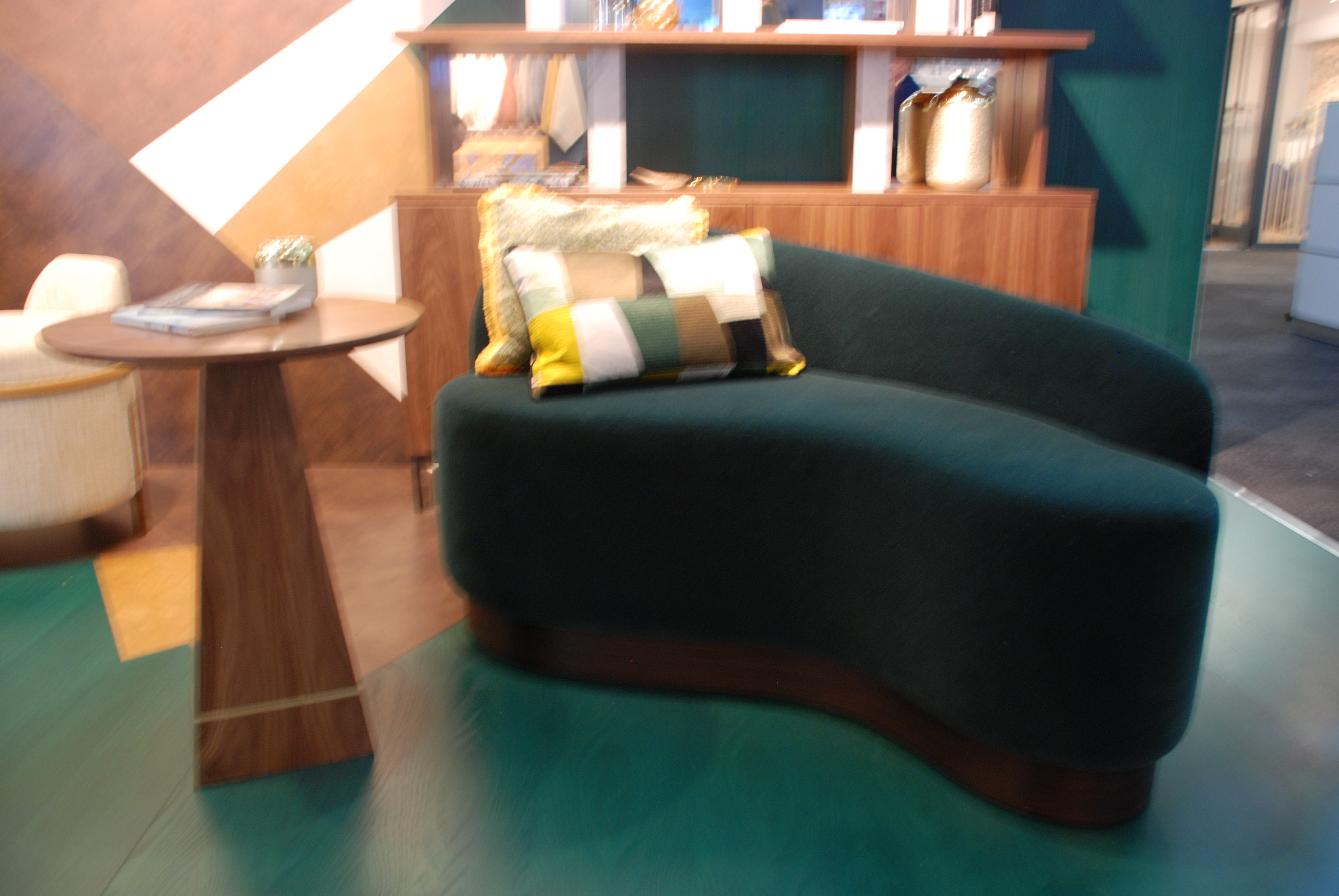 Table and Sofa
